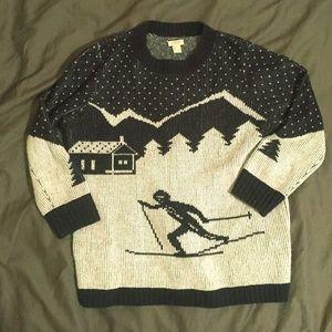 8f863232e Women J Crew Ski Sweater on Poshmark